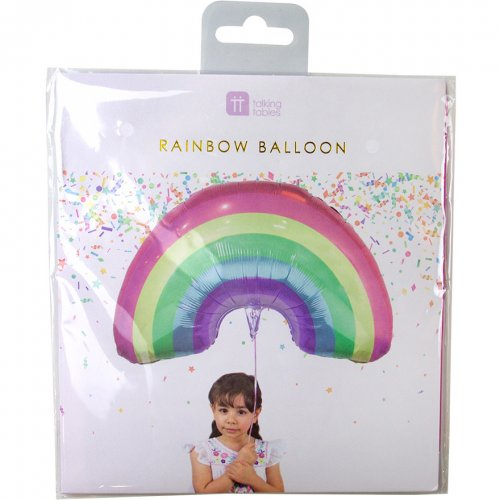 Ballon Géant Arc en ciel Rainbow (80 cm)