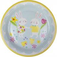 8 Assiettes Pâques