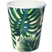 Contient : 1 x 8 Gobelets Tropique Jungle