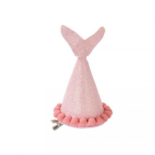 1 Pince Sirène Glitter (12,5 cm)