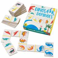 Jeu Dominos - Dinosaures