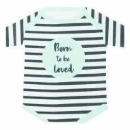 16 Serviettes - Hey Baby Bleu