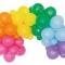 Kit Arche de 60 Ballons Rainbow images:#1