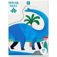 Puzzle Dino Brachiosaures