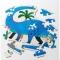 Puzzle Dino Brachiosaures images:#1