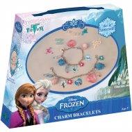 Kit Bracelets Reine de Neiges Flocons  à créer
