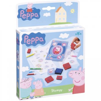 Set Créatif Tampons Peppa Pig