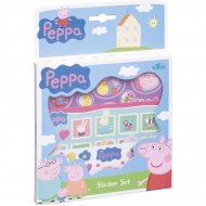 Set Multi Stickers Peppa Pig