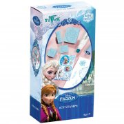 Mini kit Stickers et Tampons Reine des Neiges