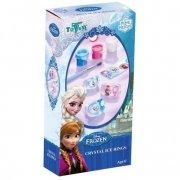 Mini Kit Bagues Reine des Neiges � cr�er