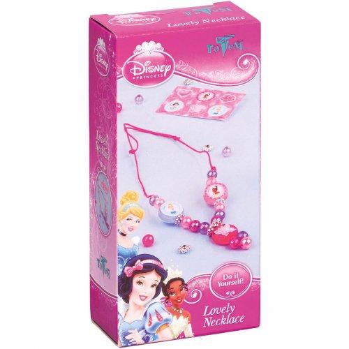Mini Kit Créatif Collier Princesses Disney