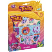 Set Multi Stickers Trolls