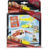 Kit Créatif Pochoirs et stylos Spray - Cars 3