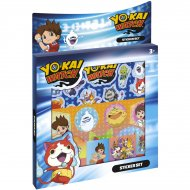 Set Multi Stickers Yo Kai Watch