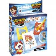 Kit Créatif Pochoirs et stylos Spray - Yo Kai Watch