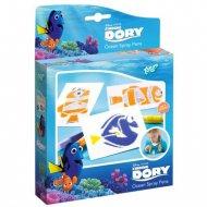Kit Créatif Pochoirs et stylos Spray - Dory