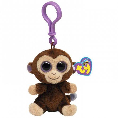 Beanie Boos Clip - Coconut Le Singe