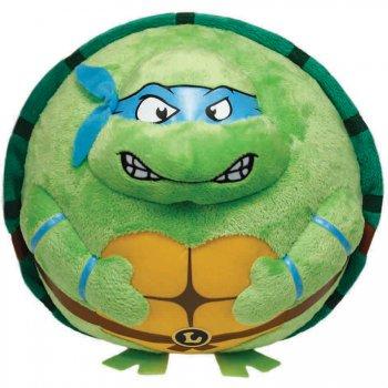 Beanie Ball z Clip - Tortue Ninja- Léonardo Masque Bleu