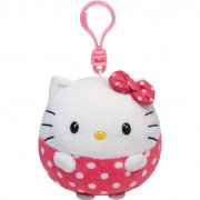 Beanie Ball'z Clip - Hello Kitty