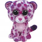 Beanie Boos Small - Glamour L�opard Rose
