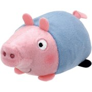 Mini Peluche Teeny Tys - George (Peppa Pig)