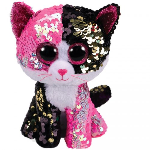 Peluche Flippables Small - Malibu Le Chat