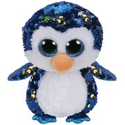 Peluche Flippables Small - Payton Le Pingouin