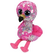 Peluche Flippables Small - Pinky Le Flamant Rose