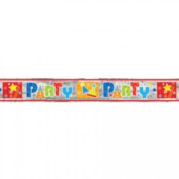 Bannière Party