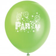 8 Ballons Party