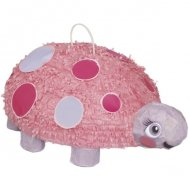 Pinata Tortue Rose