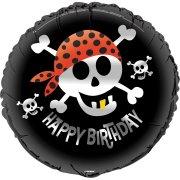 Ballon Mylar Pirate Fun