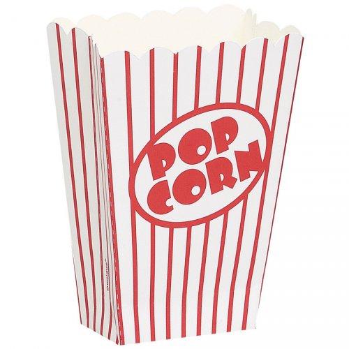 8 Boîtes à Popcorn