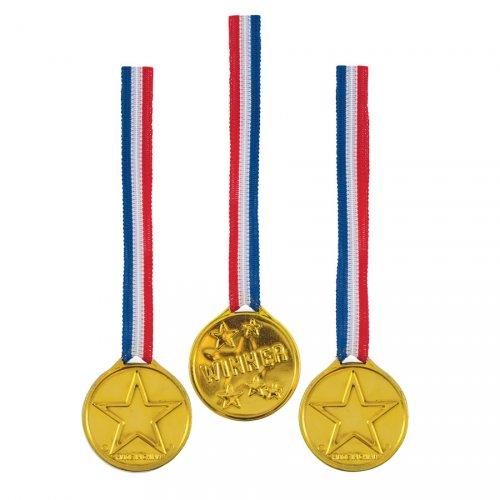 5 médailles d Or Winner tricolore