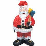 Pinata Père Noël et sa hotte