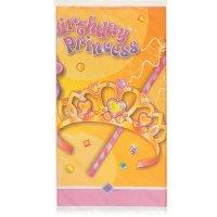 Contient : 1 x Nappe Birthday Princess