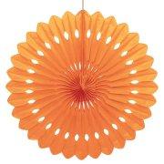Eventail � Suspendre Orange