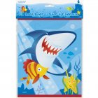 8 Pochettes cadeaux Requin et ses amis