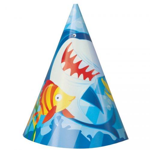 8 Chapeaux Requin et ses amis