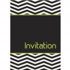 8 Invitations Birthday Design