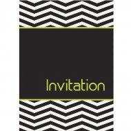 8 Invitations Birthday Design