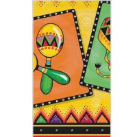 Contient : 1 x Nappe Mexican Party