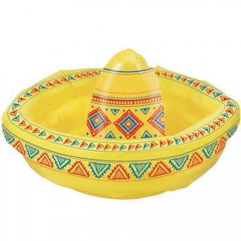 Sombrero gonflable