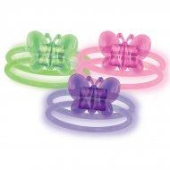 Bracelet Lumineux Papillon