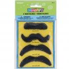4 Moustaches