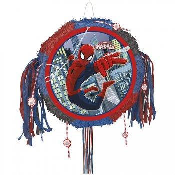 Pull Pinata dépliable Spiderman