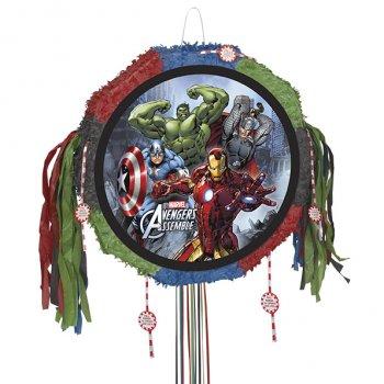 Pull Pinata dépliable Avengers