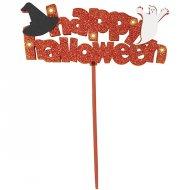 Décoration clignotante Happy Halloween