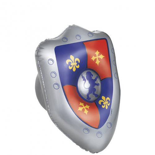 Bouclier et épée de chevalier gonflable