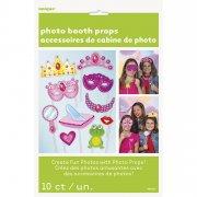 Kit Photo Booth Princesse